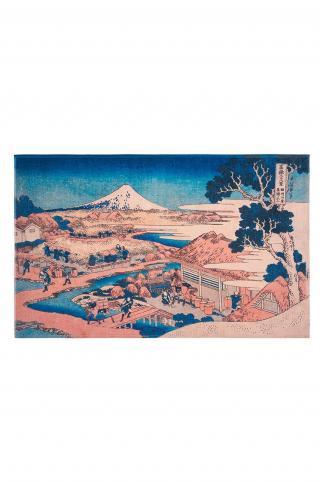 MuseARTa - Uterák Katsushika Hokusai - Mount Fuji viacfarebná 108cm x 180cm