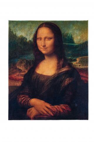 MuseARTa - Uterák Leonardo da Vinci - Mona Lisa viacfarebná 144cm x 180cm