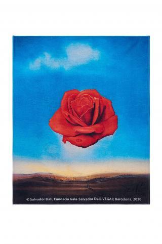 MuseARTa - Uterák Salvador Dali - Meditative Rose viacfarebná 144cm x 180cm