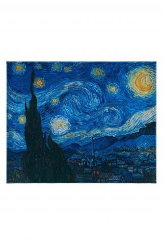 MuseARTa - Uterák Vincent Van Gogh - Starry Night viacfarebná 144cm x 180cm