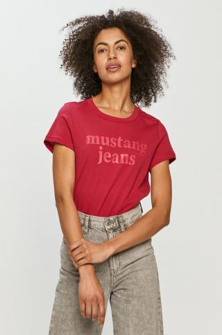 Mustang - Tričko dámské ružová XS