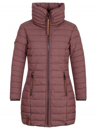 naketano Zimný kabát  vínovo červená dámské XS