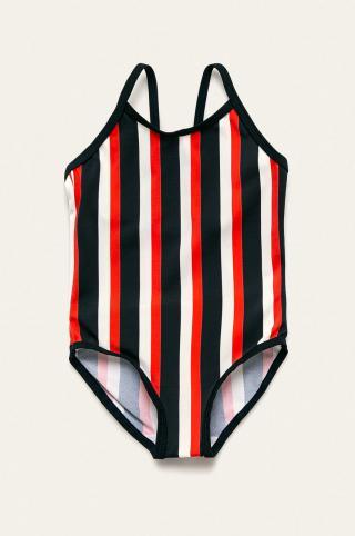 Name it - Detské plavky 74-116 cm tmavomodrá 110-116