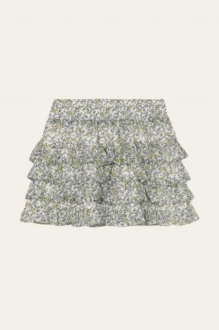 Name it - Dievčenská sukňa 116-152 cm biela 128