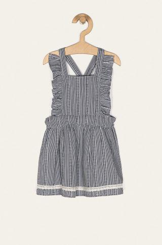 Name it - Dievčenské šaty 86-110 cm tmavomodrá 110