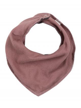 NAME IT Látkové rúško  rosé / tmavomodrá dámské One Size