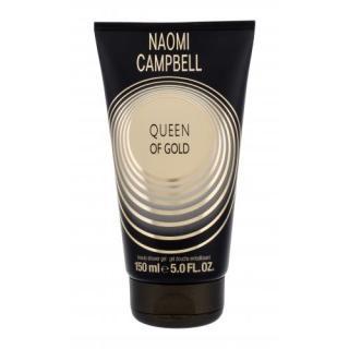 Naomi Campbell Queen Of Gold 150 ml sprchovací gél pre ženy dámské 150 ml