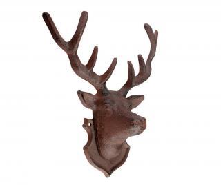 Nástenná dekorácia Deer Hnedá