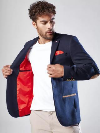 Navy blue mens jacket MX0529 dámské Other S
