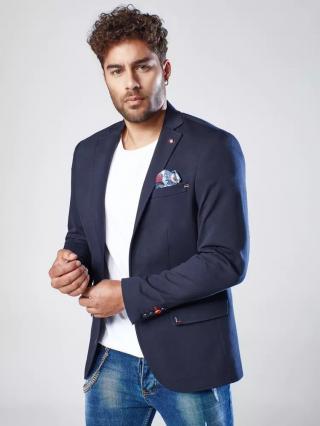 Navy blue mens jacket MX0542 dámské Other S
