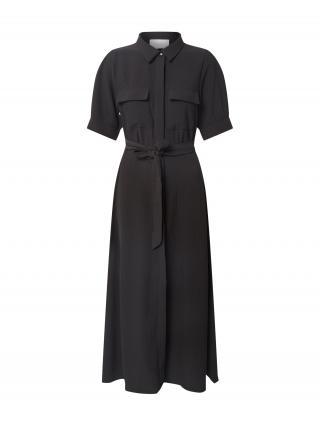Neo Noir Košeľové šaty Margaret  čierna dámské 36