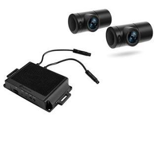 Neoline Palubná kamera do auta, 2-kanálová s parkovacím režimom a GPS a WiFi  X53
