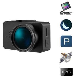 Neoline Palubná kamera do auta s GPS databázou radarov  X74