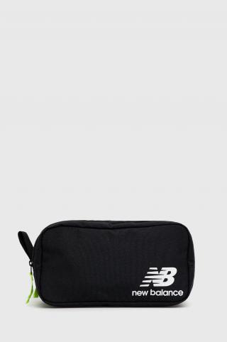 New Balance - Kozmetická taška čierna ONE SIZE