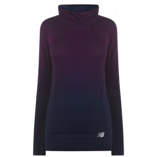 New Balance Merino Ombre Hoodie Ladies dámské Other XS