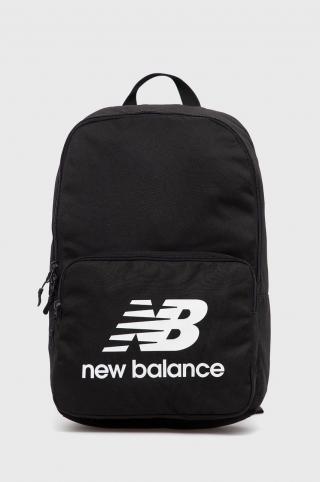 New Balance - Ruksak čierna ONE SIZE