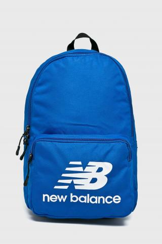 New Balance - Ruksak pánské modrá Univerzálna