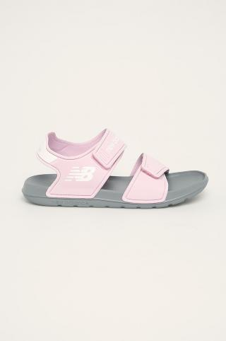 New Balance - Sandále ružová 36