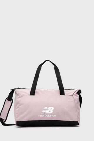 New Balance - Športová taška dámské fialová ONE SIZE