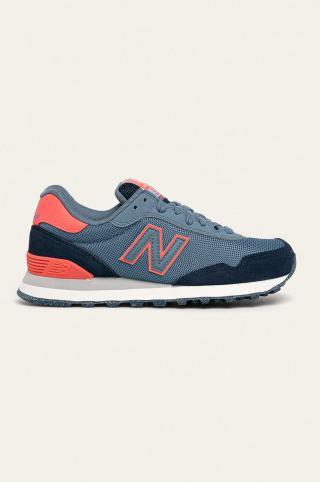 New Balance - Topánky WL515OVB dámské modrá 36