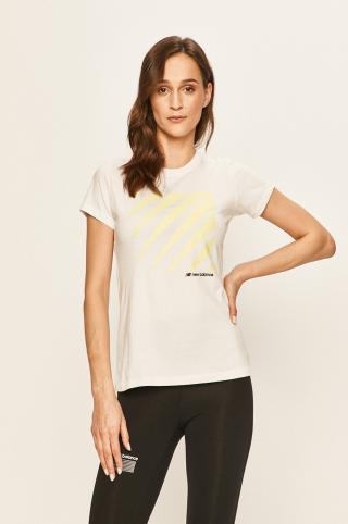 New Balance - Tričko dámské biela S