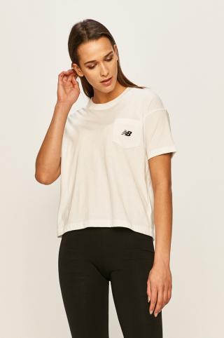 New Balance - Tričko dámské biela XS
