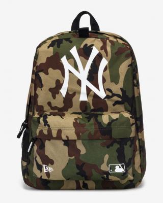New Era New York Yankees MLB Batoh Zelená pánské UNI