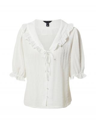 NEW LOOK Blúzka ALISON  biela dámské XXS