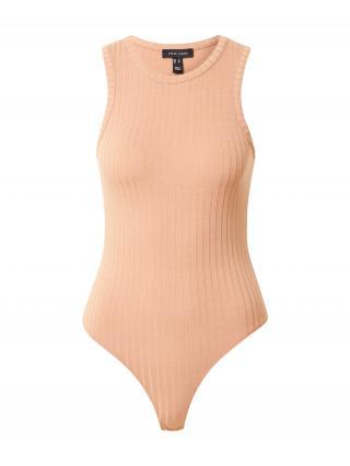 NEW LOOK Košeľové body  telová dámské XXS