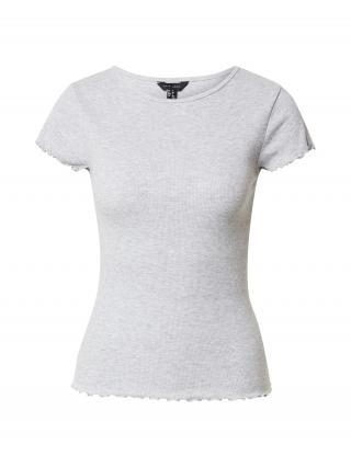NEW LOOK Tričko BABYLOCK  sivá melírovaná dámské XXXL