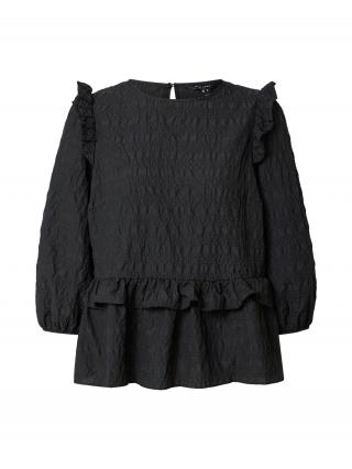 NEW LOOK Tričko LUCA  čierna dámské XS
