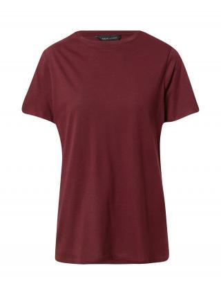 NEW LOOK Tričko  vínovo červená dámské XXS