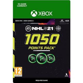 NHL 21: Ultimate Team 1050 Points - Xbox Digital