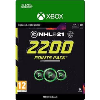 NHL 21: Ultimate Team 2200 Points - Xbox Digital