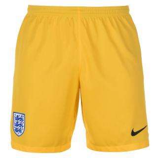 Nike England Home Goalkeeper Shorts 2018 Other M