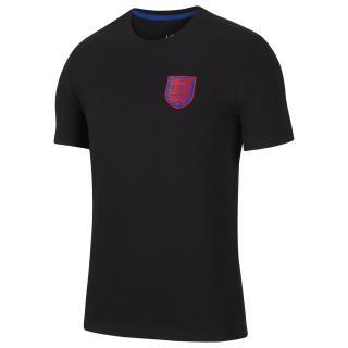 Nike England Travel T Shirt Mens pánské čierna L