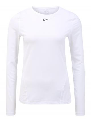 NIKE Funkčné tričko  biela dámské XXL