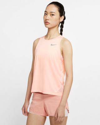 Nike Miler Tielko Béžová dámské L