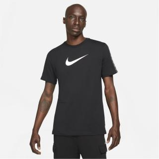 Nike Repeat Logo T-Shirt Mens pánské Other L