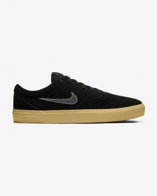 Nike Skatebording Charge Tenisky Čierna pánské 45