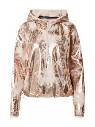 NIKE Športová bunda  ružové zlato / ružová dámské XS
