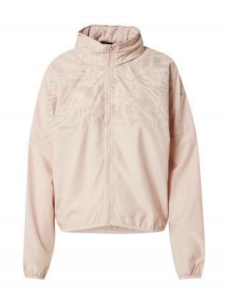 NIKE Športová bunda  svetloružová dámské XS