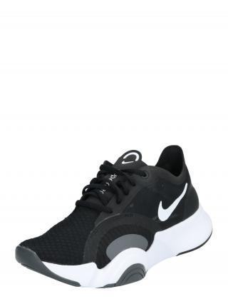 NIKE Športová obuv SuperRep Go  čierna / biela dámské 36,5