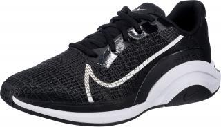 NIKE Športová obuv Zoomx Superrep Surge  čierna / biela 43