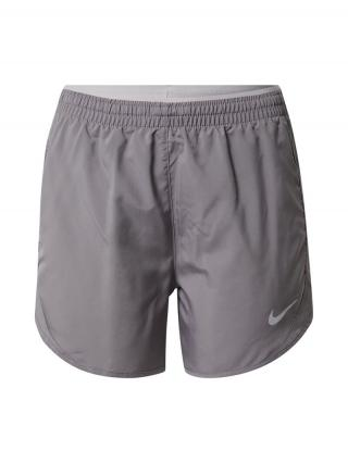 NIKE Športové nohavice TEMPO  sivá dámské XS