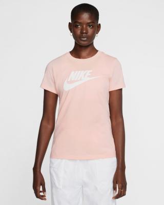 Nike Sportswear Essential Tričko Béžová dámské L