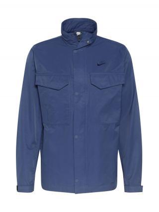 Nike Sportswear Prechodná bunda  tmavomodrá pánské S
