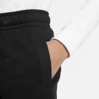 Nike Sportswear Swoosh Big Kids  French Terry Shorts Black | Other 11-12 Y