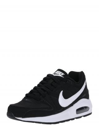 Nike Sportswear Tenisky Air Max Command Fl  čierna / biela pánské 35,5