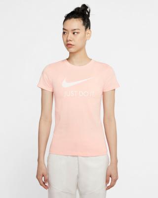 Nike Tričko Béžová dámské S